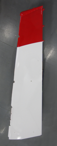 M1 Overhaul Program Rudder